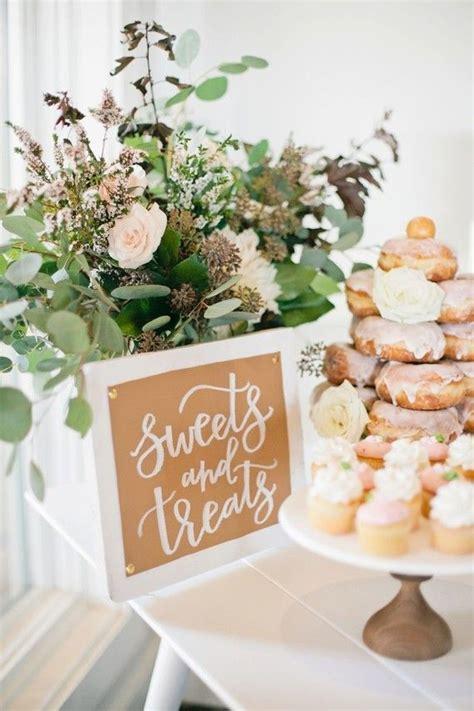 bridal shower dessert table best 25 gold dessert table ideas on