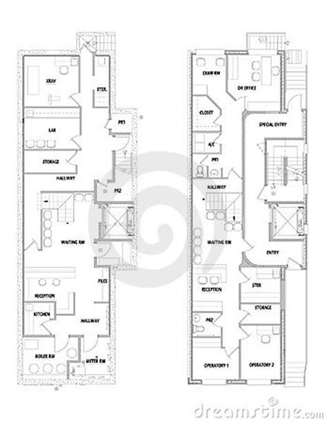 free medical office floor plans medical office floor plan royalty free stock photo image