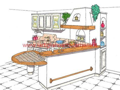 progetti cucina in muratura progetti cucine in muratura