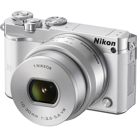 nikon 1 j5 mirrorless digital with 10 30mm lens 27708 b h