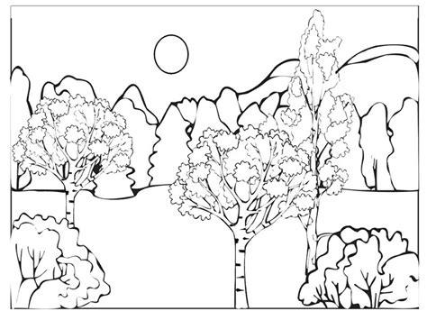 imagenes para dibujar naturaleza image gallery naturaleza para dibujar