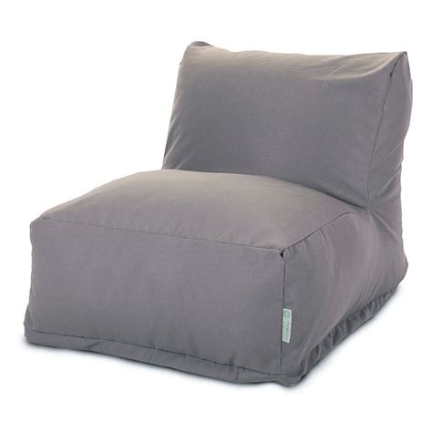 bean bag chaise bean bag lounge chair home furniture design