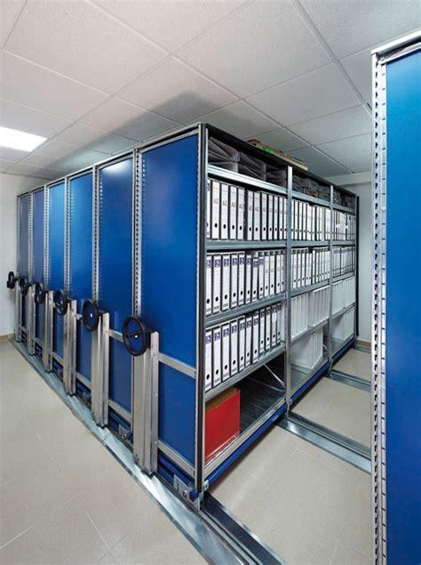 Mobile Shelving   Pandae Storage