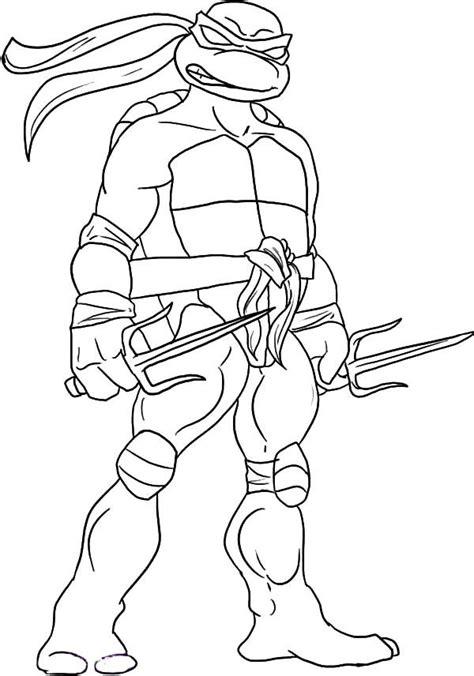 999 coloring pages ninja turtles teenage mutant ninja turtles sai is raphael weapon of