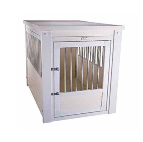 small crate end table sale small breed kennel white end table cage