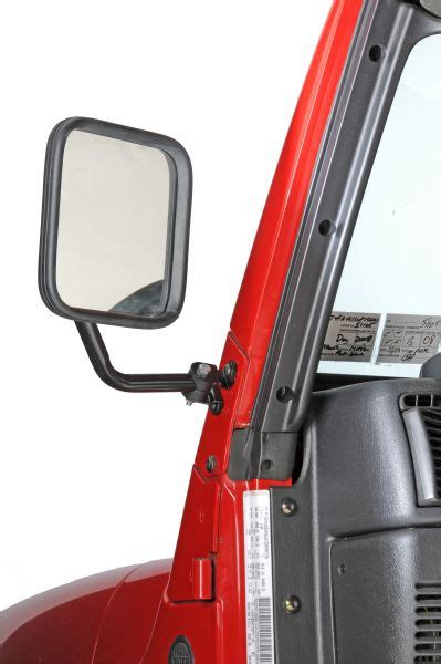 side mirrors for jeep wrangler with doors mirrors without doors page 2 jeep wrangler forum