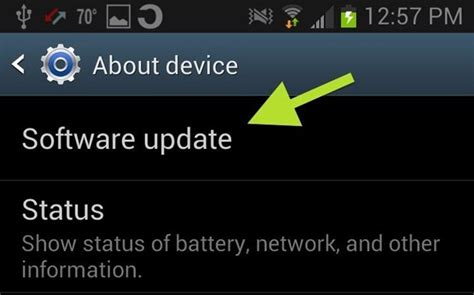 android upgrade how to check for new software updates on android a guide