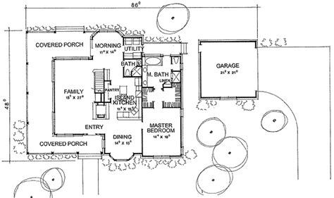 best empty nester house plans empty nest house plans house plan w3949 v1 detail from drummondhouseplanscom 22 cool