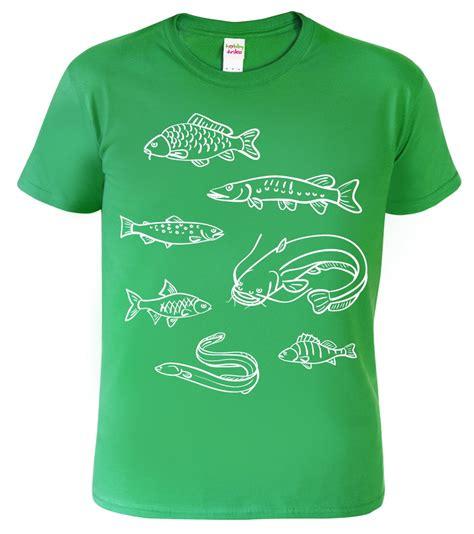Kaos Distro Si Miami Big 3 dětsk 233 ryb 225 řsk 233 tričko ryby našich vod www hobbytriko cz