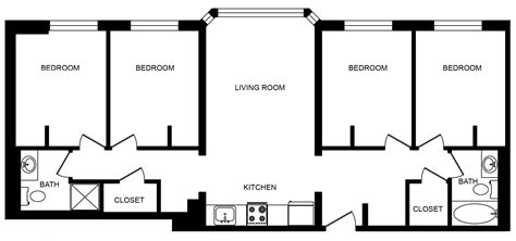 uwaterloo floor plans uwaterloo floor plans clv south townhouses waterloo