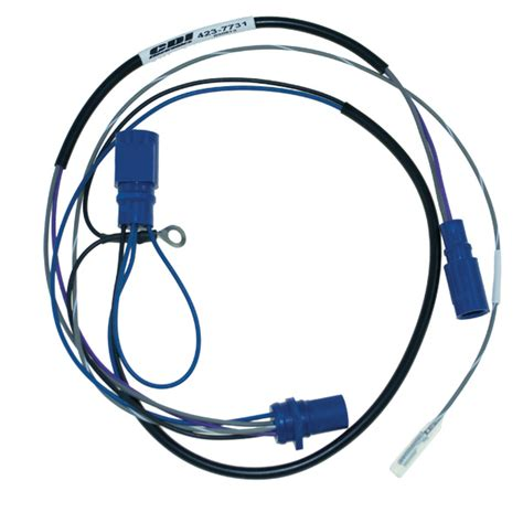 cdi electronics 423 7731 johnson evinrude esa adapter harness