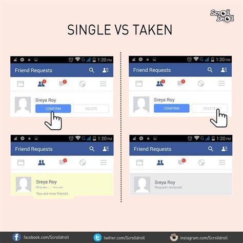 Single Vs Taken Meme
