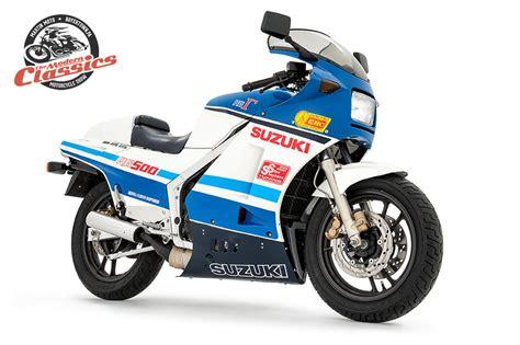 Suzuki Rg500 Gamma 1986 Suzuki Rg 500 Gamma Moto Zombdrive