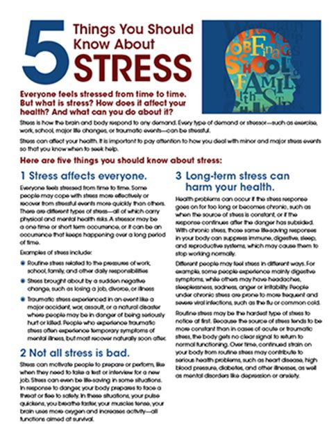 the stress test how pressure can make you stronger and sharper books nimh 187 5 things you should about stress