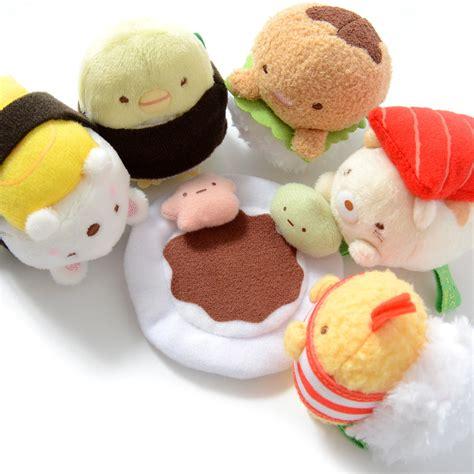 Big J Mini Bakeware Set Loyang Mini Set 5 Buah sumikko gurashi sushi size mini plush collection tokyo otaku mode shop