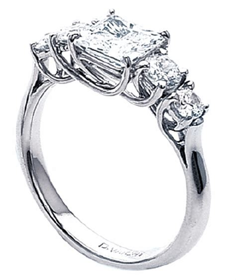 Trellis Setting Types Of Engagement Ring Settings Engagement 101