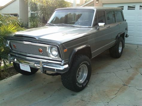 Jeep Wagoneers For Sale 1977 Jeep Wagoneer For Sale