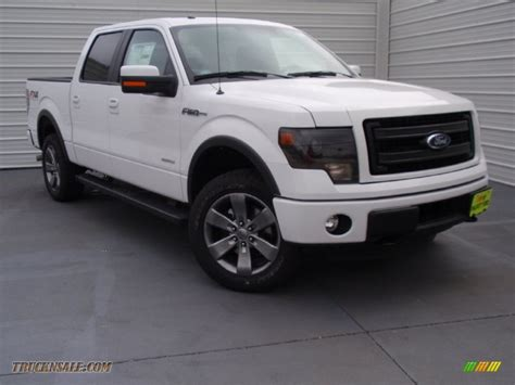 2014 ford f150 fx4 supercrew 4x4 in oxford white d51767