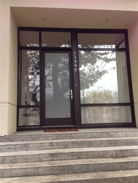 modern exterior doors toronto modern doors modern front doors toronto by