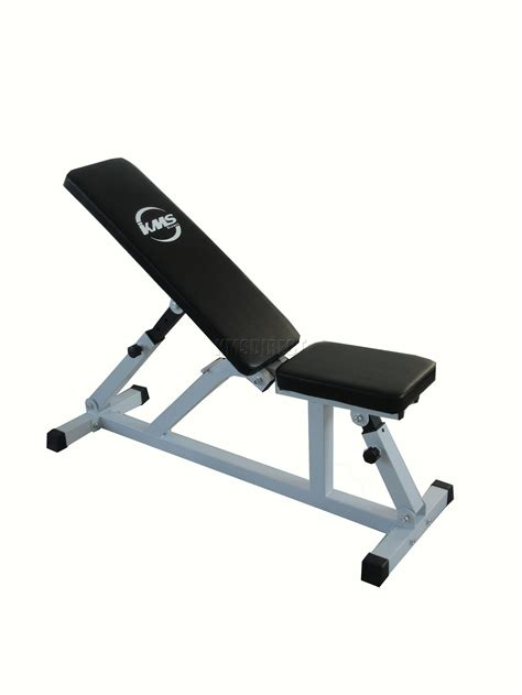 weight benches heavy duty positions adjustable flat incline gym utility