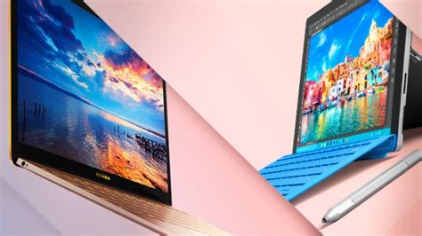 Asus Laptop Vs Surface Pro 3 asus zenbook 3 vs microsoft surface pro 4 what s the difference