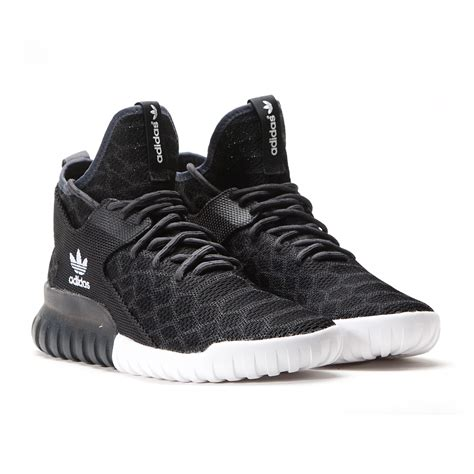 Adidas Tubular Primeknit Black adidas tubular x primeknit quot black snake quot black b25591