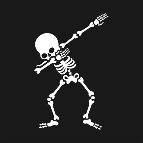 Lego Wall Stickers dabbing skeleton dab skull t shirt teepublic