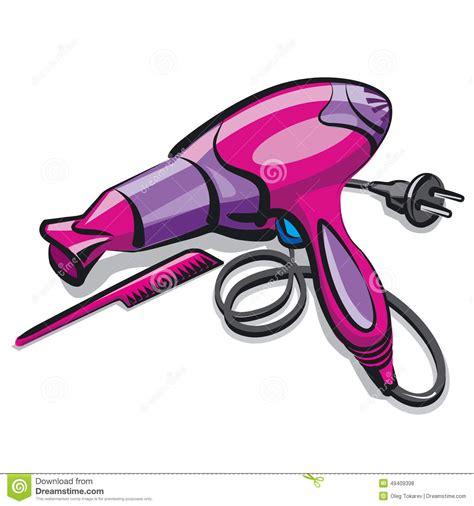 Hair Dryer Stock Clip animated dryer www imgkid the image kid has it