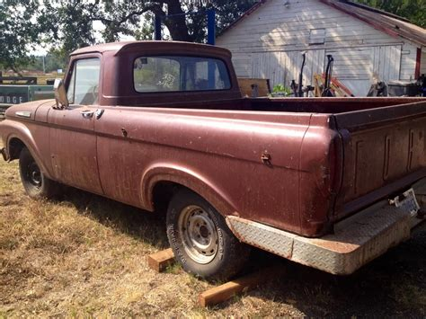 truck bed cers for sale 1961 ford short bed unibody pickup truck f 100 for sale