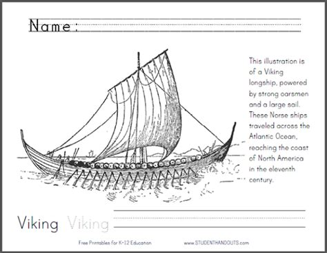 printable viking images click here to print pdf file