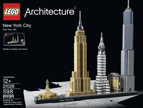Lego Home Decor by Lego Architecture New York City