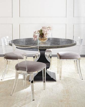 acrylic dining table and chairs casper clear acrylic side table small tables for