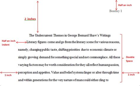 Titles In Mla Essays by Understanding And Writing In The Mla Format Style