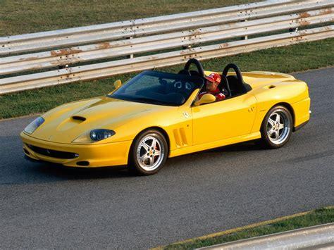 Ferrari Barchetta 550 by Ferrari 550 Barchetta Pininfarina Specs Photos 2000