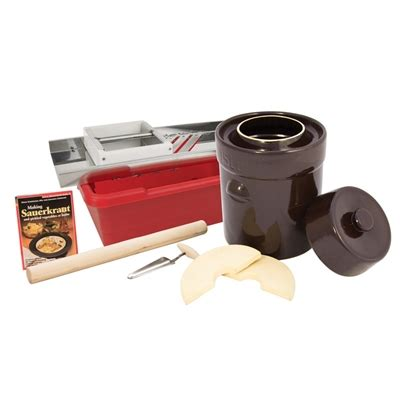 Sausage Mold Maker 15l sauerkraut kit