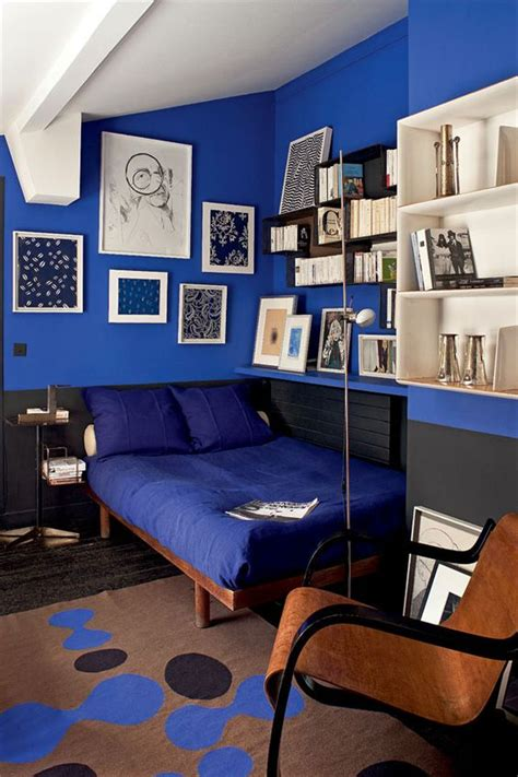 decoracion de habitaciones juveniles en color azul habitaciones azules para j 243 venes