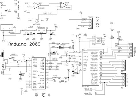 arduino circuit diagram how to take my atmel328 arduino uno and into separate