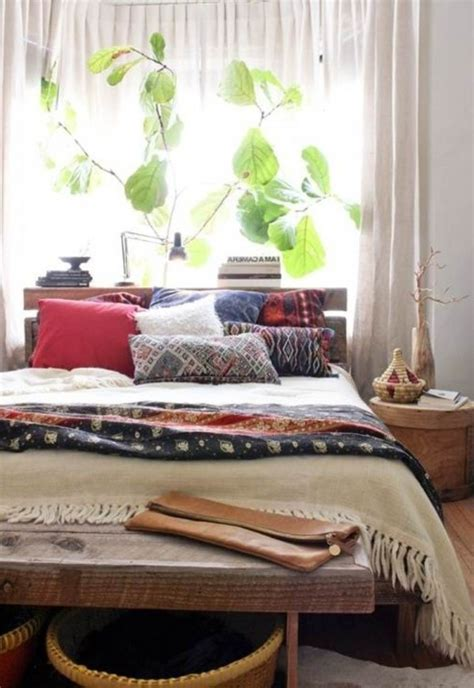 bedding and curtains for bedrooms 35 beautiful eclectic bedroom designs inspiration