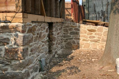 Home Design Contents Restoration repointing and restoration of stone foundation lime mortar