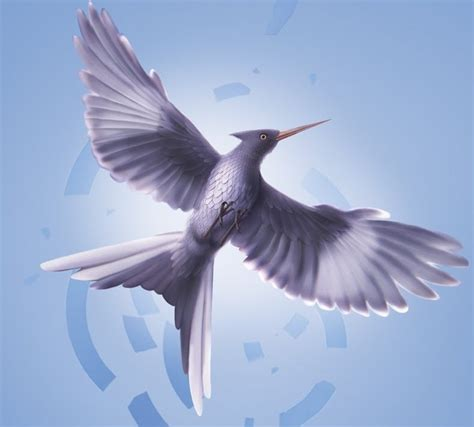 A Mocking mockingjay bird the hunger wiki