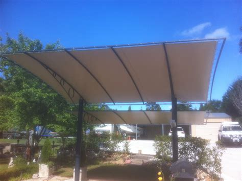 Canvas Sail Awnings by J B Canvas