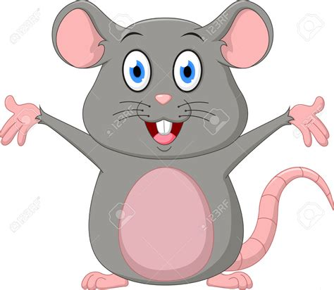 mouse clipart rat clipart mouse pencil and in color rat