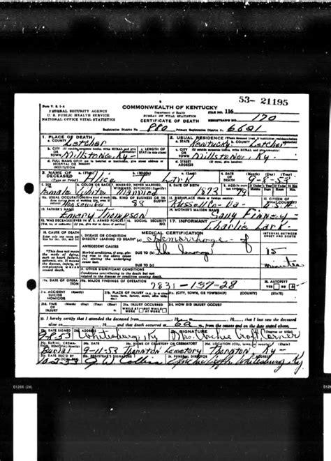 Johnson County Divorce Records Vital Records
