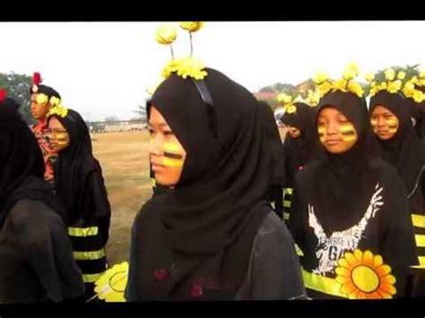 Hiasan Jilbab 08 sukan smkpenanti 2012 panglima juara hiasan rumah sukan