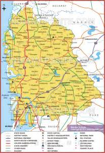 thane district map map of thane district