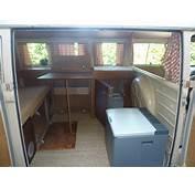 Am&233nagement Combi  Flat4me Mes VW Aircooled Cox &amp