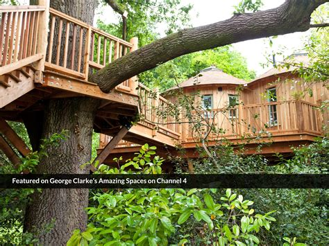 best treehouses the treehouse at harptree court canopy stars