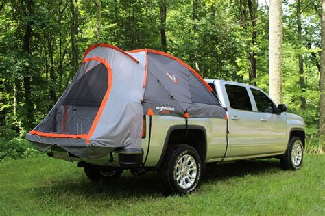 rightline truck bed tent waterproof sleeps 2 for 8