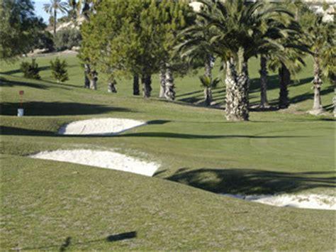 campoamor golf  green fee discount valencia spain