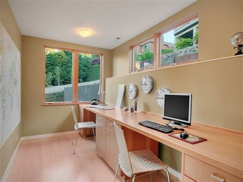 home office ideas for two 16 home office desk ideas for two